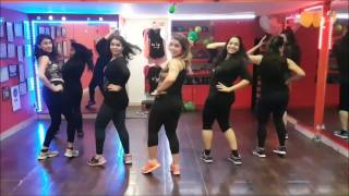 Tu Cheez badi hai Mast ( Machine ) - Dance Fitness/ Zumba