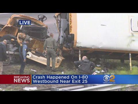 Mount Olive Mayor Speaks On School Bus, Dump Truck Crash