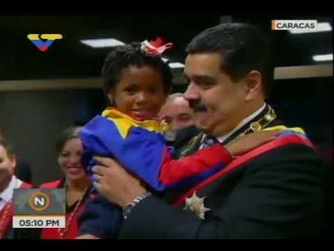 Inauguran Año Judicial 2018 en Venezuela: Acto completo desde el TSJ