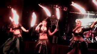 Fire show by Trn v oku DC / Tanec s ohnem