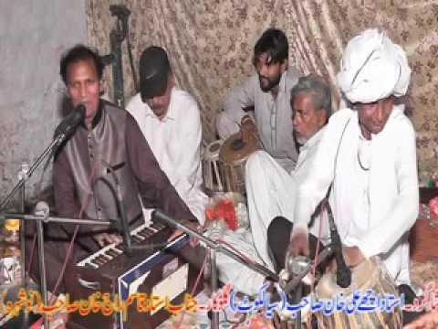 Bohta pyar na karin By Qasim Raj in malakwal very amazing mehfil great time On tabla badcha raj