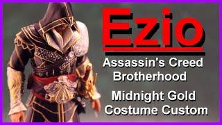 Ezio Midnight Gold Assassin