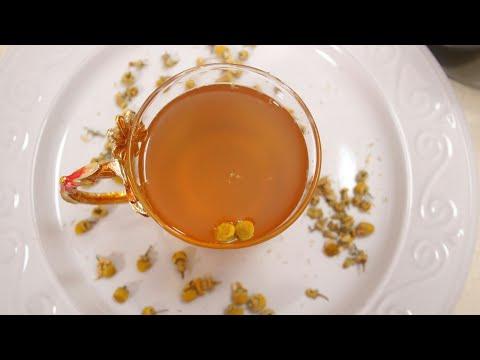 Chamomile Cinnamon Tea