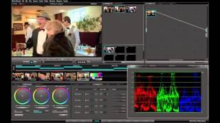 Tutor 01 05  Видеоурок по работе в DaVinci Resolve, приёмы цветокоррекции.