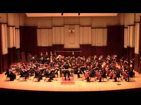 Festival Overture In A Major (Shostakovich) Performed By The Detroit Symphony Youth Orchestra