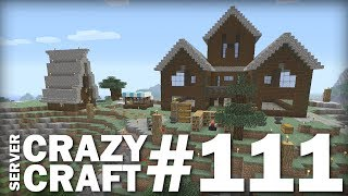 MINECRAFT PS4 - OH THE MEMORIES ! CRAZY CRAFT #111 - Lets Play - XBOX / Switch / PE