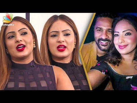 Nikesha Patel to Marry Prabhudeva? | Interview | Celebrity Wedding