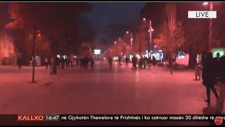 #KallxoLive nga Protesta 16:00h 18/11/2015