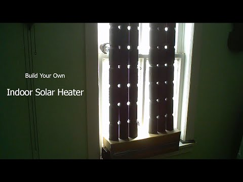 Indoor Solar Heater