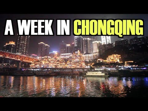 Chongqing, China: Travel Vlog