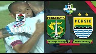 Persebaya Surabaya 3 - 4 Persib Bandung