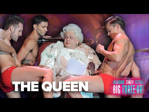 Gerry Connolly (The Queen) - The Big Three-Oh! (Ep 1)