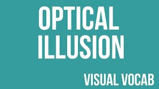 Optical Illusion defined - From Goodbye-Art Academy