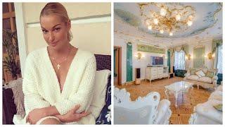 Фото Волочкова показала отделанную золотом квартиру от Керимова
