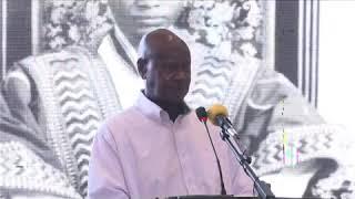 Download Mp3 Museveni demolishes former Buganda Attorney General Makubuya s facts on the kingdom s history
