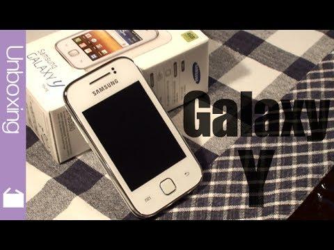 Samsung Galaxy Y S5360 | Unboxing & Vorstellung (Deutsch / HD)