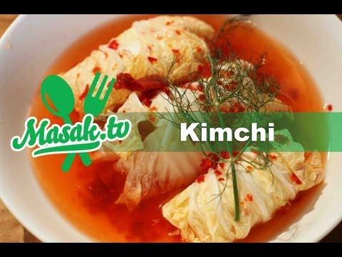 Kimchi Eksperimen | Resep #030