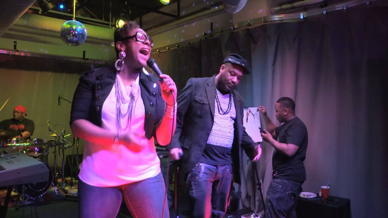 Lovely Day: Raheem DeVaughn, Avery Sunshine, Kindred Plus, Pay Tribute To Front-Line [VIDEO]
