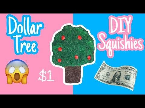 DIY Squishies From Dollar Tree