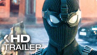 Download SPIDER-MAN: FAR FROM HOME - 4 Minute Trailers (2019) Mp3 and Videos