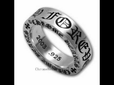 Chrome Hearts Ring http://www.chromeheartsshopvip.com/