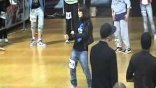 Ventura Hip-Hop female open class