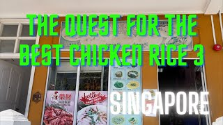 The quest for Singapore s best chicken rice 3 A restaurant beloved for many years