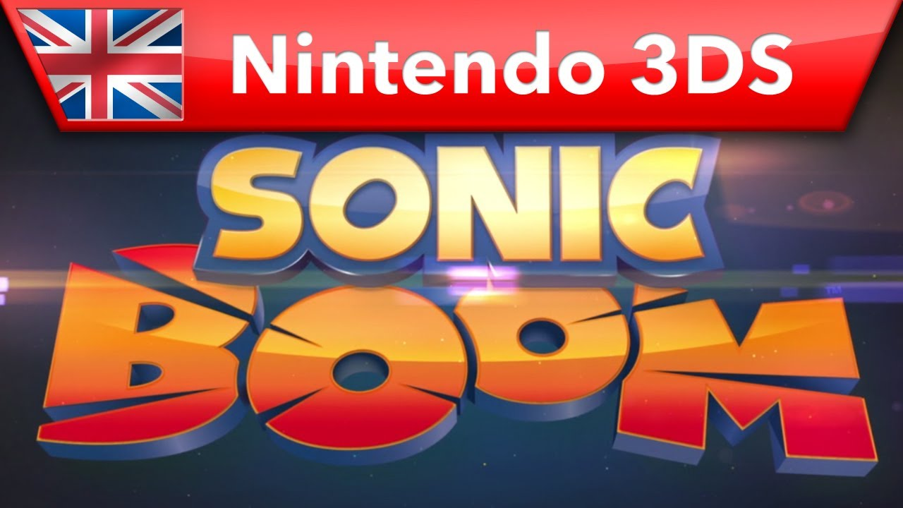 Sonic Boom: Shattered Crystal - Trailer (Nintendo 3DS)