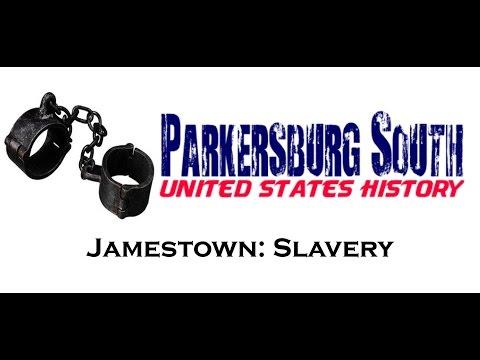 Jamestown: Slavery