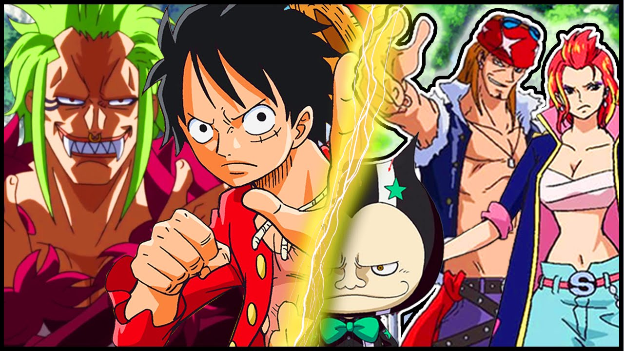 One Piece Charaktere