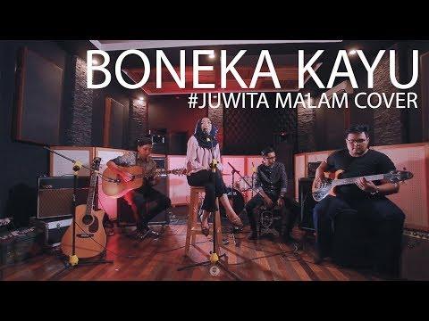 Boneka Kayu  Juwita Malam Cover