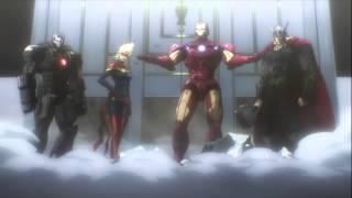 Avengers Confidential : La Veuve Noire Et Le Punisher - Trailer