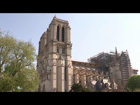 🔴  EN DIRECT - Regardez la cérémonie exceptionnelle organisée au cœur de Notre-Dame