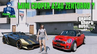 ZENTORNO ATAU MINI COOPER  - GTA 5 INDONESIA