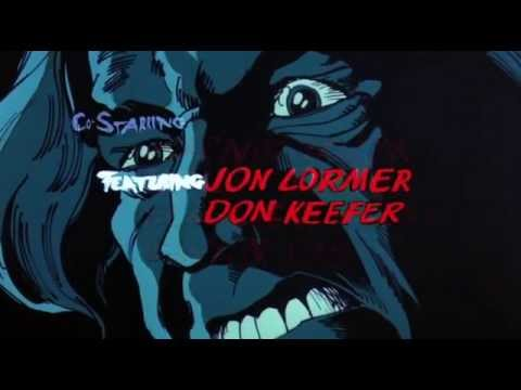 Creepshow Trailer 1982 Creepshow 1982 Opening