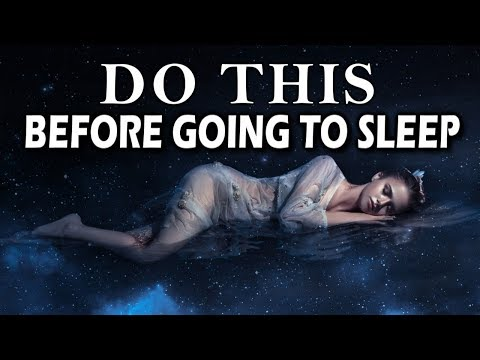 The Most POWERFUL TECHNIQUE to REPROGRAM the Subconscious MIND (Do THIS Five Minutes Before Sleep!)