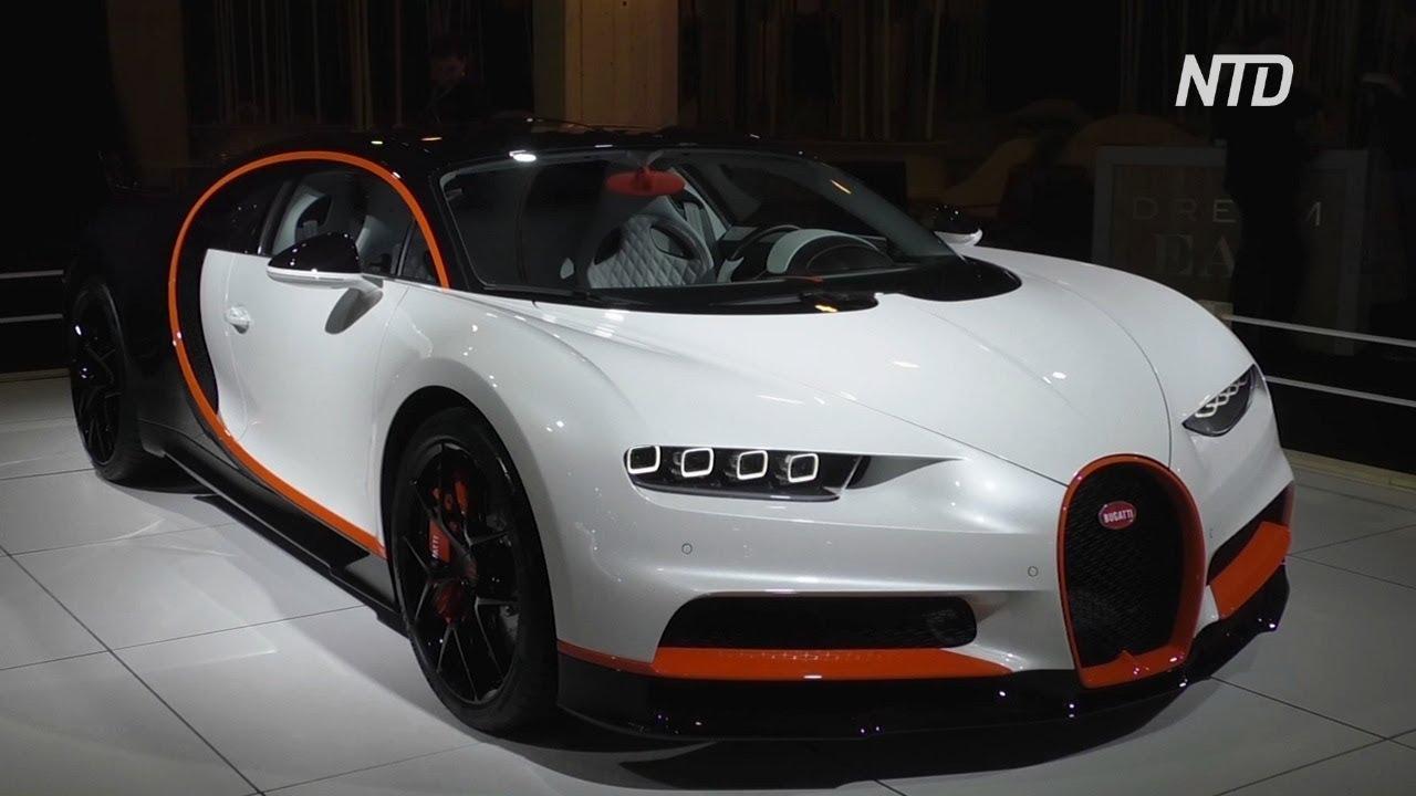 Download Роскошные Krugger FD, Bentley и Porsche Panamera на автошоу в Брюсселе