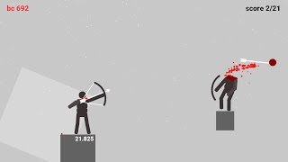 Stickman Archers: Archery Rampage Android Gameplay