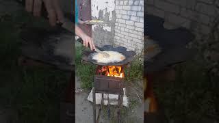 Жарим картофель фри
