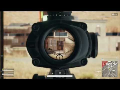 Pubg clean Sks kill