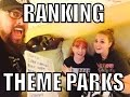 Ranking The Florida Theme Parks (Walt Disney World, Universal Studios Orlando, SeaWorld)