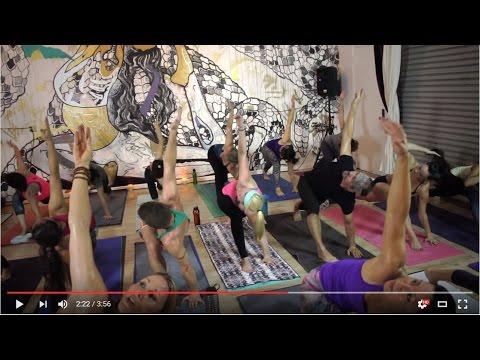Tara Napoli's Power Yoga
