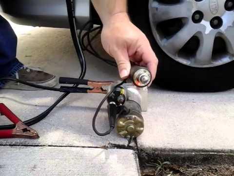 Mercruiser Starter Wiring Diagram High Torque Mini Starter Chevy Amp Mac Tools Ss55hd Youtube