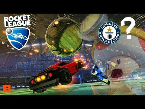 Récord Mundial? 🔥  Rocket League   G3NDR1K🔥