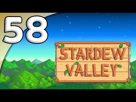 Stardew Valley - 58. Winter's Wonders - Let's Play Stardew Valley Gameplay