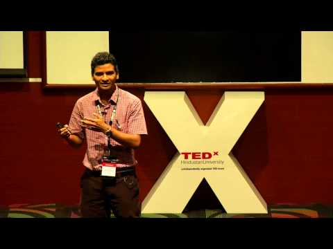 Independent film distribution model: Siddhartha Nuni at TEDxHindustanUniversity