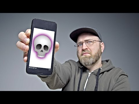 I Bought The Cheapest Smartphone on Amazon