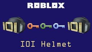 Roblox - Casco IOI (codice promozionale)