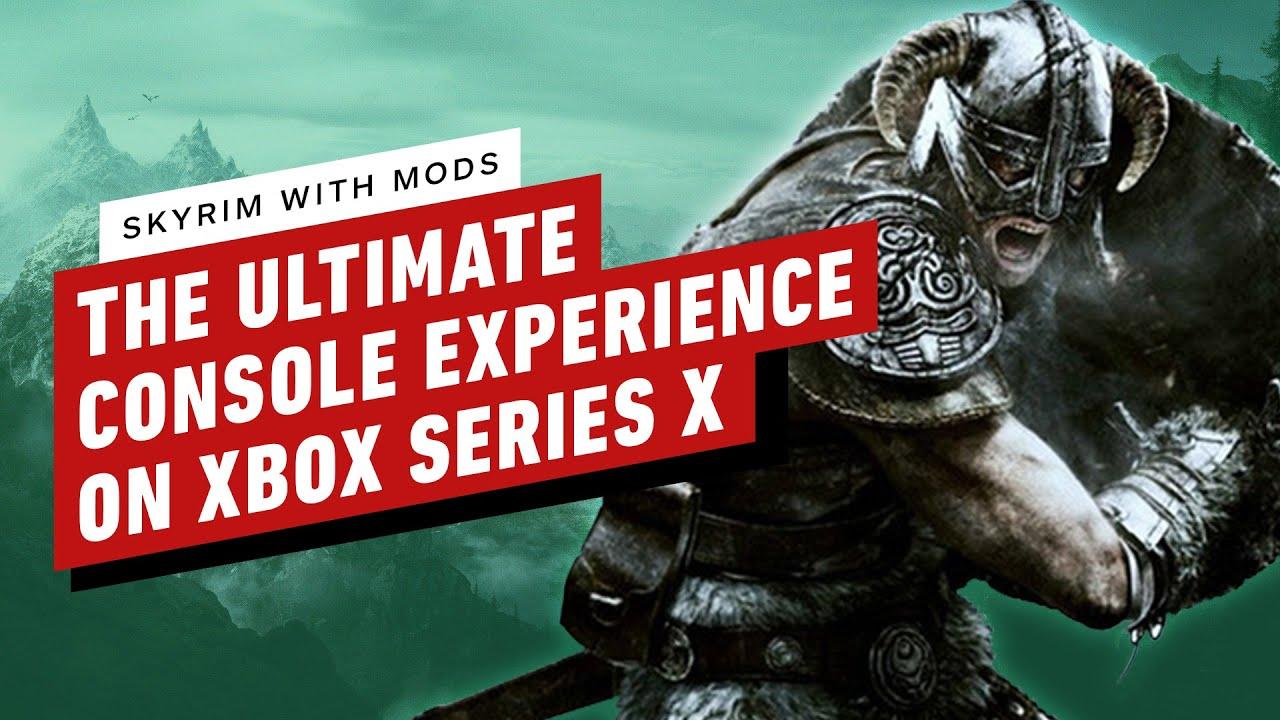 Skyrim recibirá una actualización para PS5 y Xbox Series X