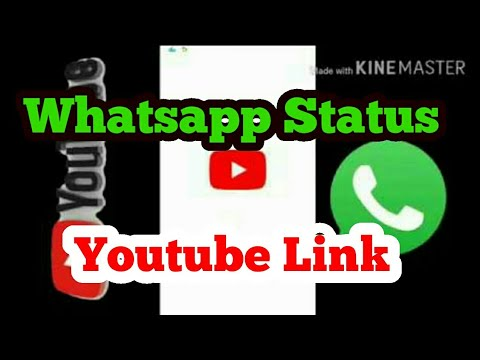 Whatsapp Status Youtube Linkhow To Put Youtube Link As